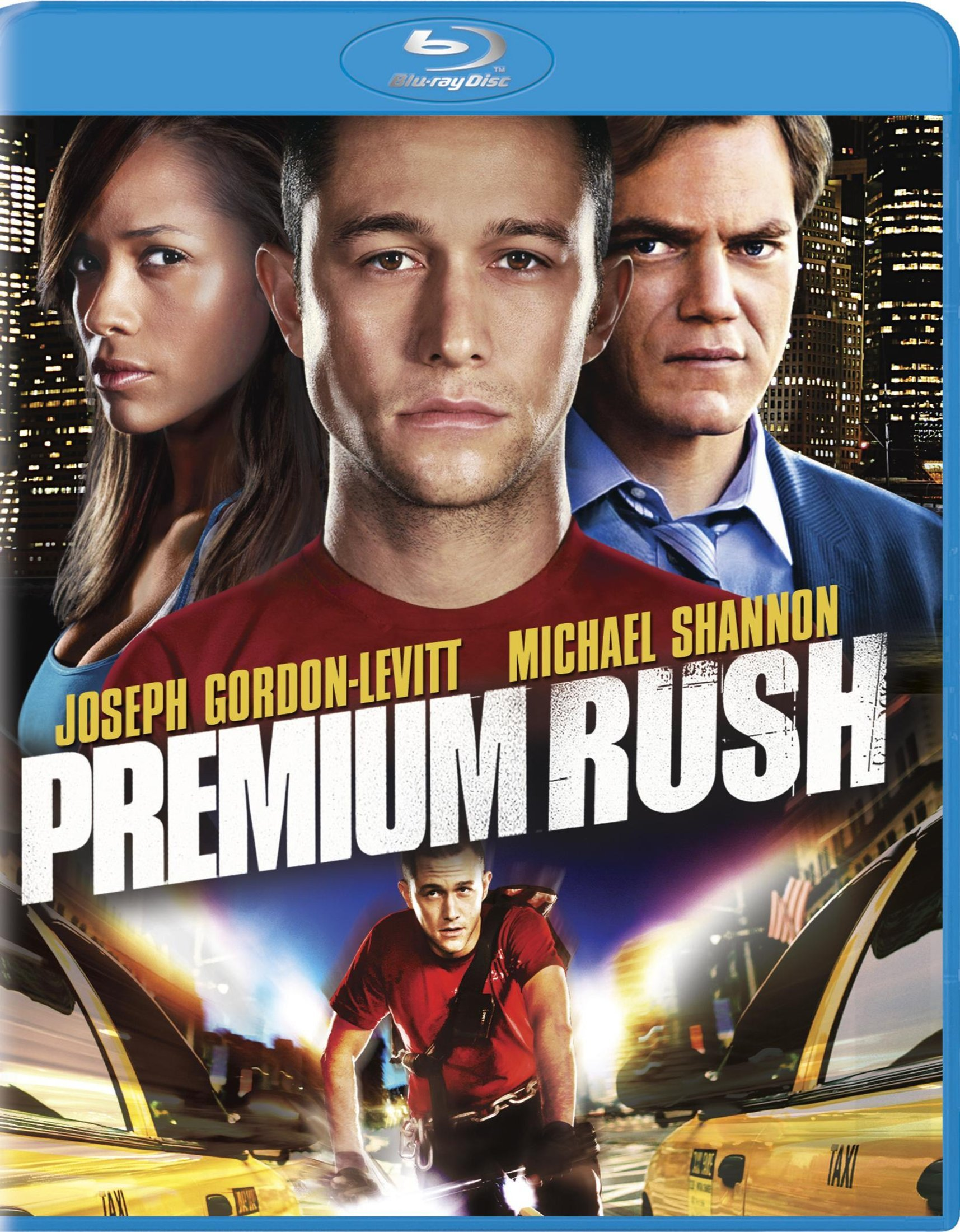 Blu-ray : Premium Rush (Ultraviolet Digital Copy, Dubbed, Widescreen, Dolby, AC-3)