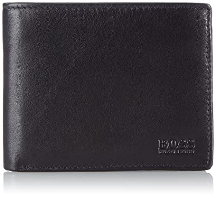 ae7fa262156 BOSS Asolo, Men's Wallet, Black (Schwarz), 1x1x1 cm (B x H T ...
