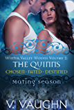 The Quinns - Winter Valley Wolves: True Mate Love (English Edition)