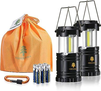 Suitable for Survival Kits Vont 4 Pack LED Camping Lantern LED Lantern