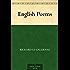 English Poems (免费公版书) (English Edition)