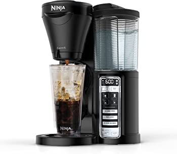Refurb Ninja Coffee Brewer with Auto-iQ One-Touch Intelligence