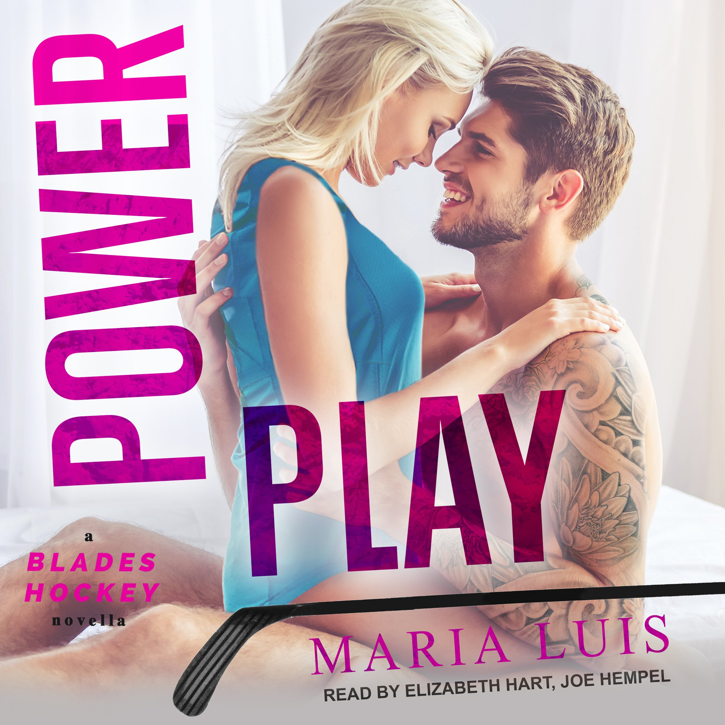 Power Play: Blades Hockey Series, Book 1