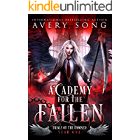 Trials Of The Damned: Year One (Academy For The Fallen Book 1)