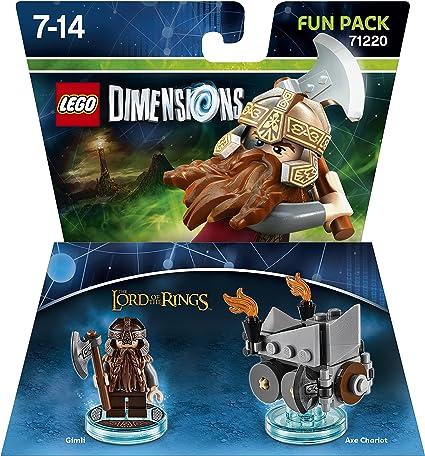 Warner Bros Interactive Spain Lego Dimensions - El Señor De Los ...