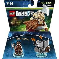 Warner Bros. Interactive Spain (VG) LEGO Dimensions - El Señor De Los Anillos, Gimli