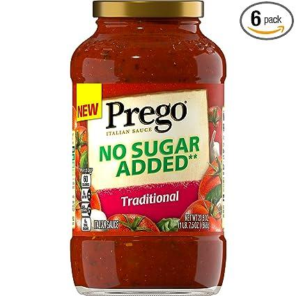 Prego salsa de carne de salchicha italiana y ajo: Amazon.com ...