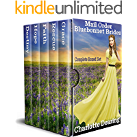 Mail Order Bluebonnet Brides: Complete Boxed Set