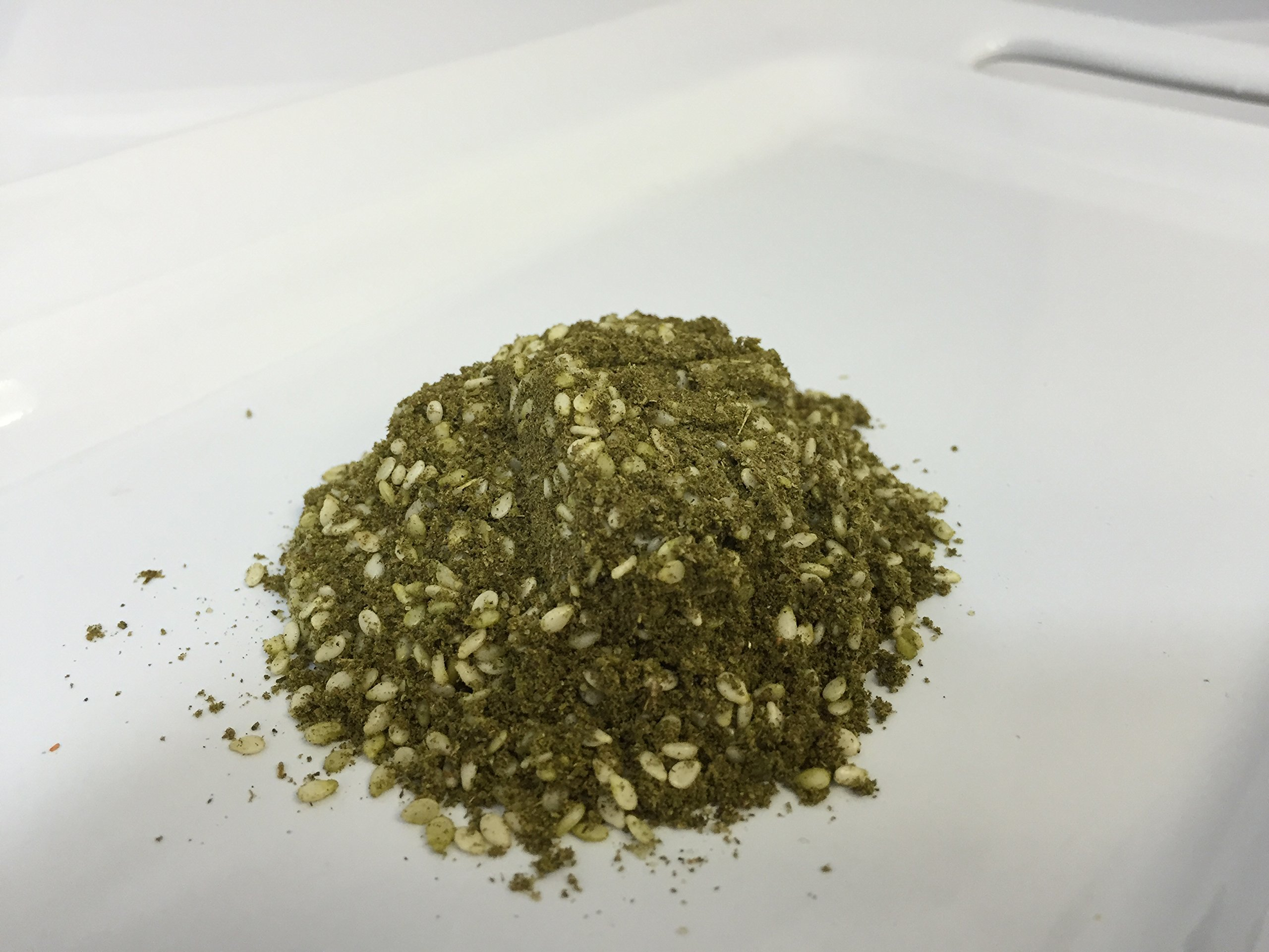 Chef Cherie's Za'atar (Zahatar) Spice Blend in a 1 Pound Plastic Container by Chef Cherie (Image #1)