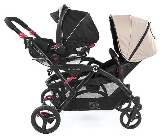 Amazon.com: Contornos adaptador infantil asiento de coche ...