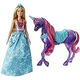 Mattel Barbie fpl89Dream Topia Barbie Muñeca & Unicornio