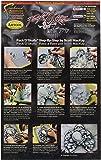 Iwata-Medea Artool Skullz 2 Airbrush Template (Set of 3)