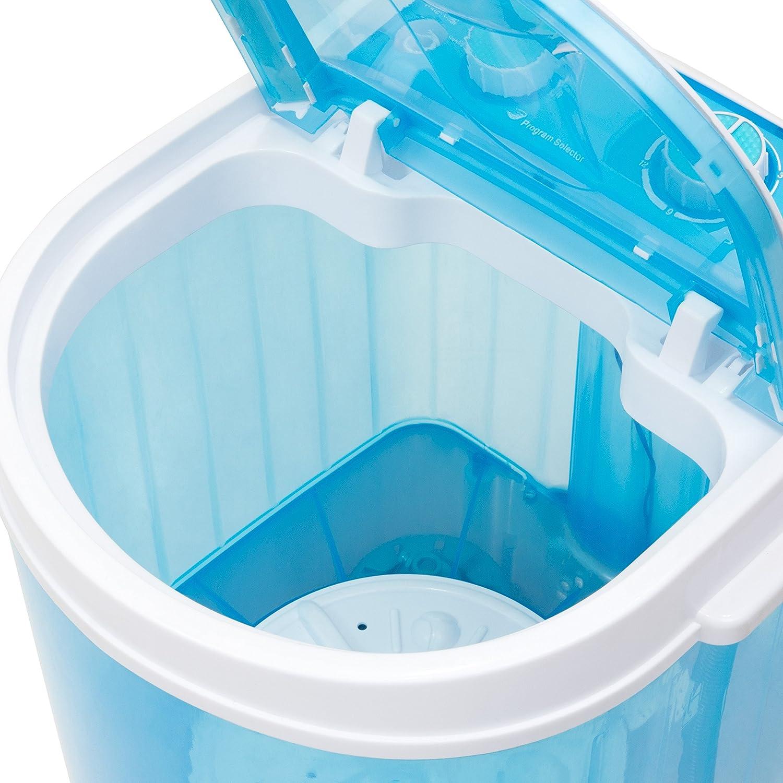 Amazon.com: Best Choice Products Portable Mini Washing Machine Spin ...