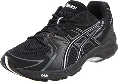 Asics Men's Gel-Tech Walker Neo 2 Walking Shoe,Black/Lightning/Black