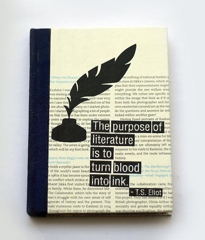 Amazon.com: Kavi The Poetry-Art Project Handicraft Dairy ...