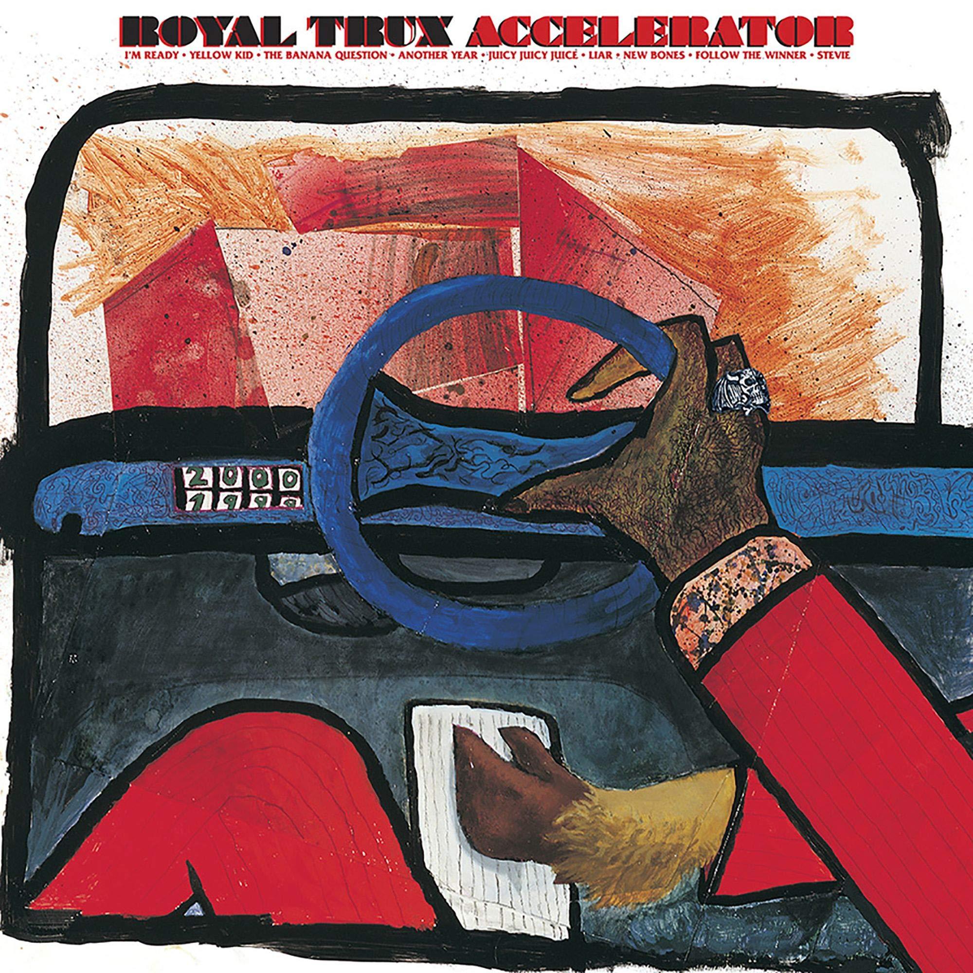 Vinilo : Royal Trux - Accelerator (LP Vinyl)