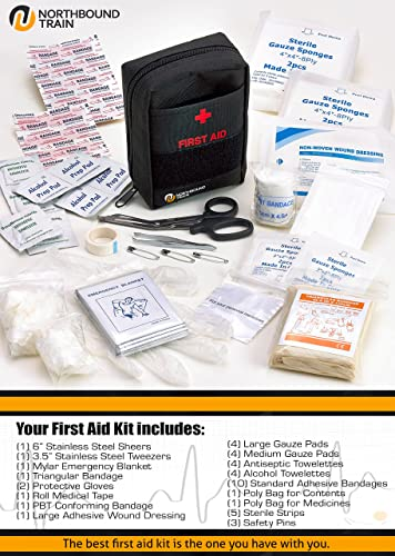 First Aid Supply Kit