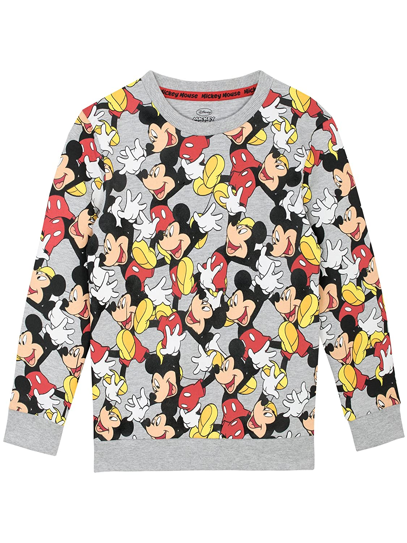 Disney Boys' Mickey Mouse Sweatshirt