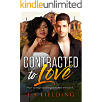 Contracted To Love (BWWM Romance  Book 1)