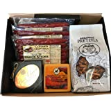 Catered Cravings Beef Snack Kit Gift Basket