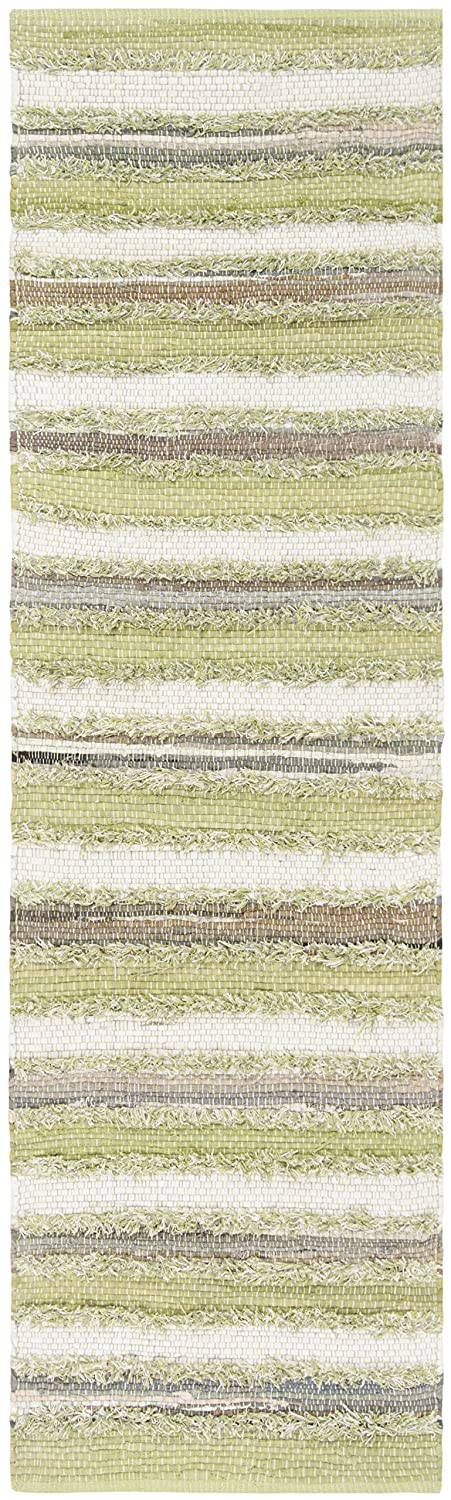 Safavieh Montauk Collection MTK951A Grey and Multi Area Rug (2'6' x 4') MTK717B-24-P