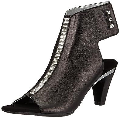 Onex Womens Alexandria Dress Sandal Black Size 80