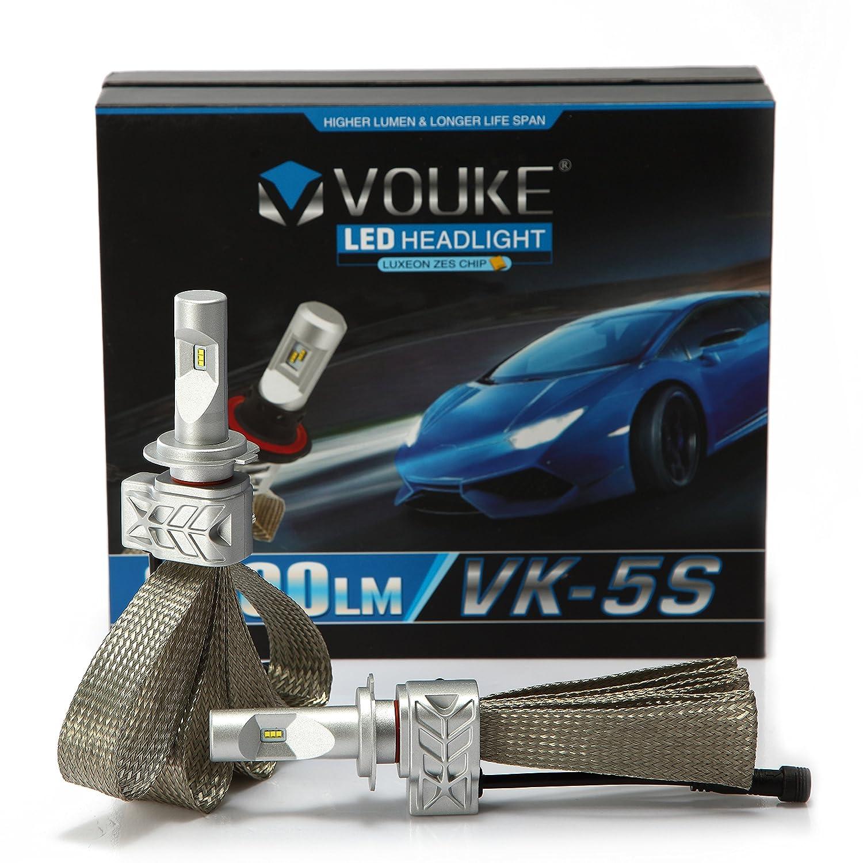 Amazon VK 5S H7 LM LED Headlight Conversion Kit Low beam