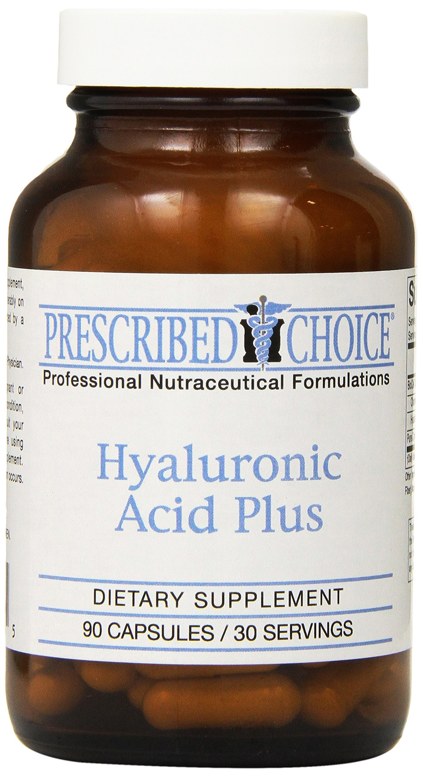 Prescribed Choice Hyaluronic Acid Plus Capsules, 90 Count