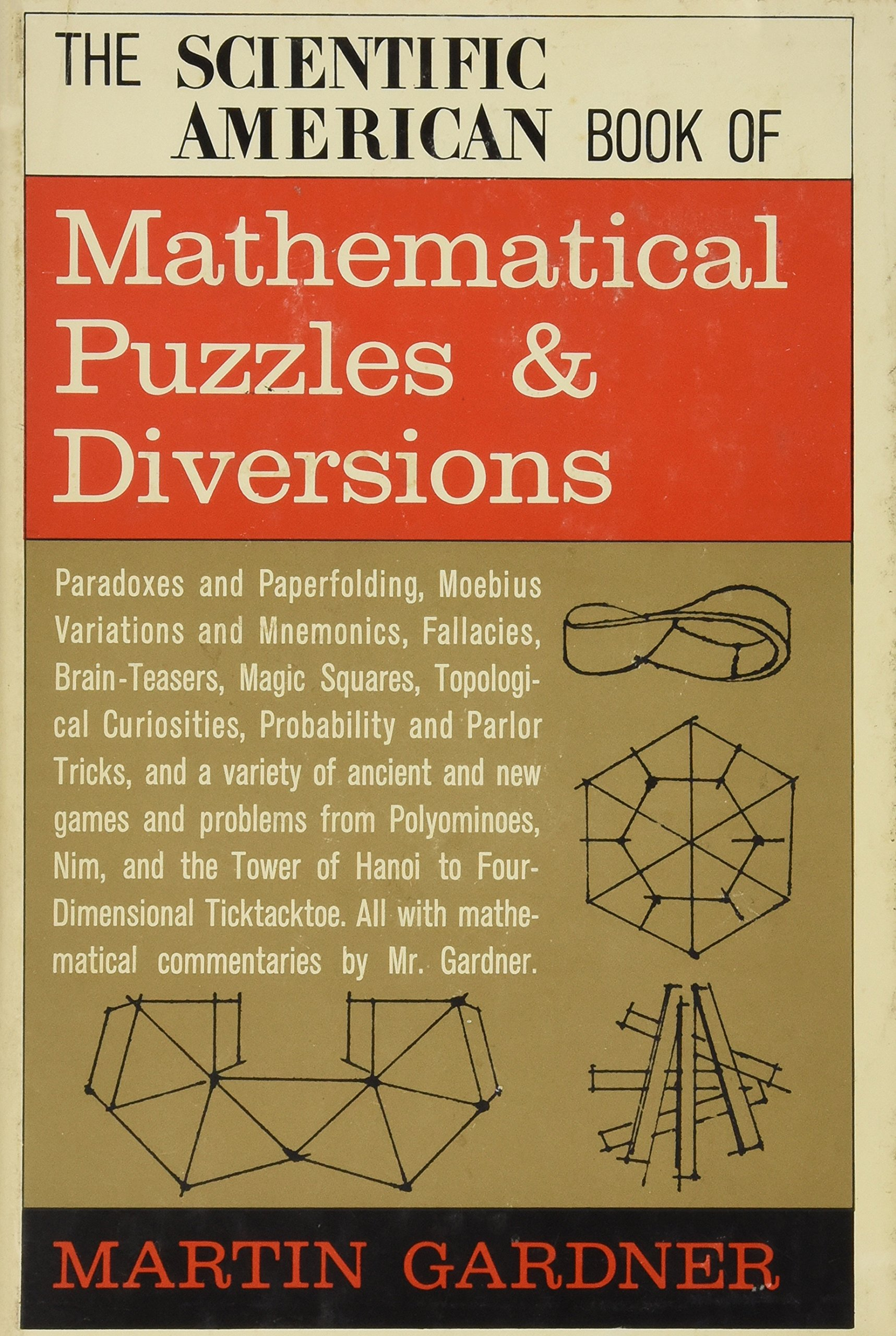 The scientific american book of mathematical puzzles diversions the scientific american book of mathematical puzzles diversions martin gardner amazon books fandeluxe Choice Image