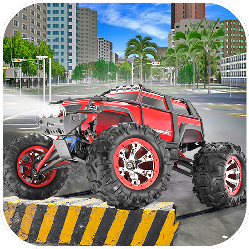 Mad Monster Truck City Drive (Mad Truck)