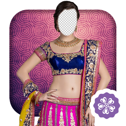 Indian Lehenga Salwar Montage