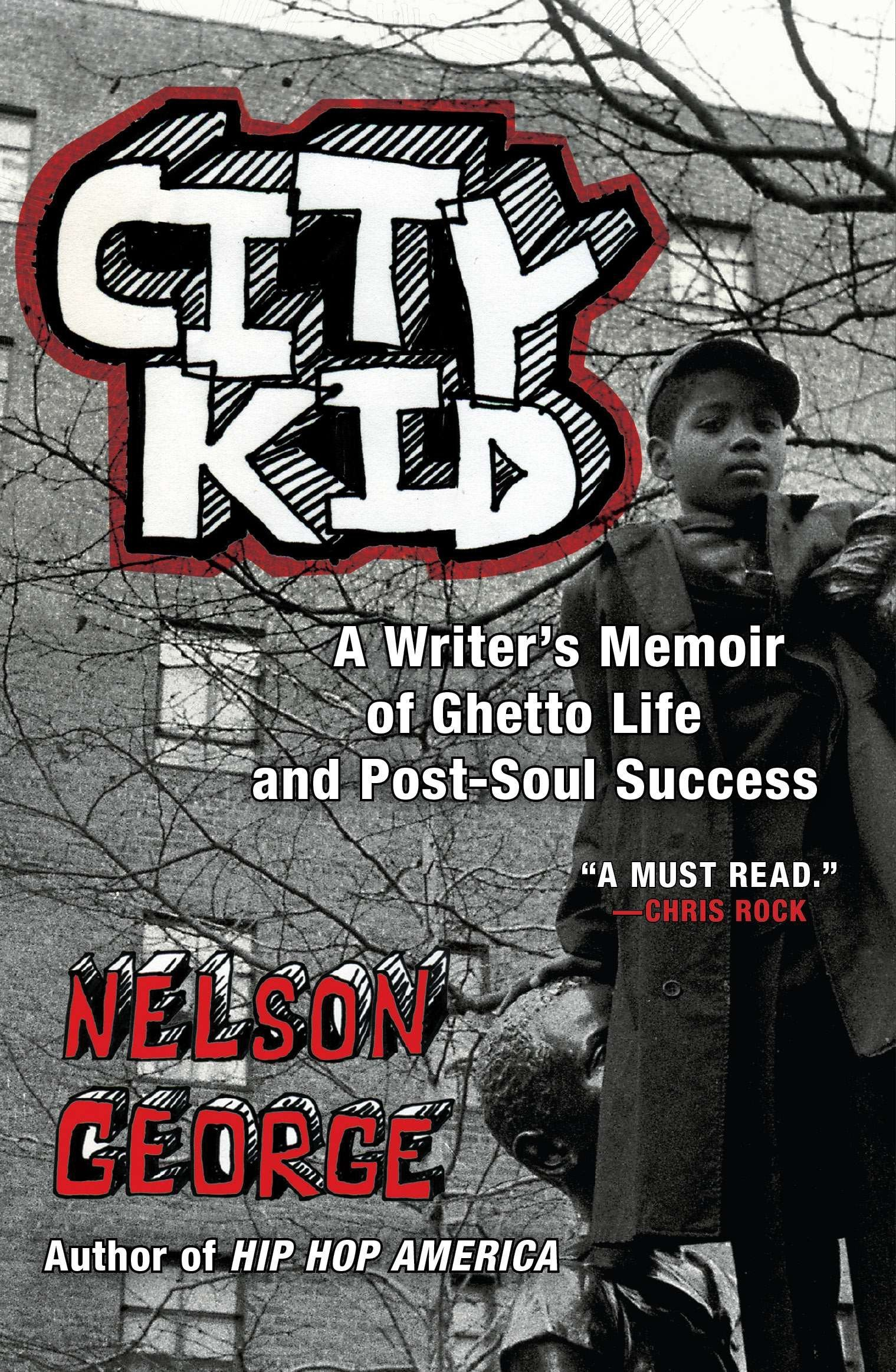 City Kid: A Writer's Memoir of Ghetto Life and Post-Soul Success PDF
