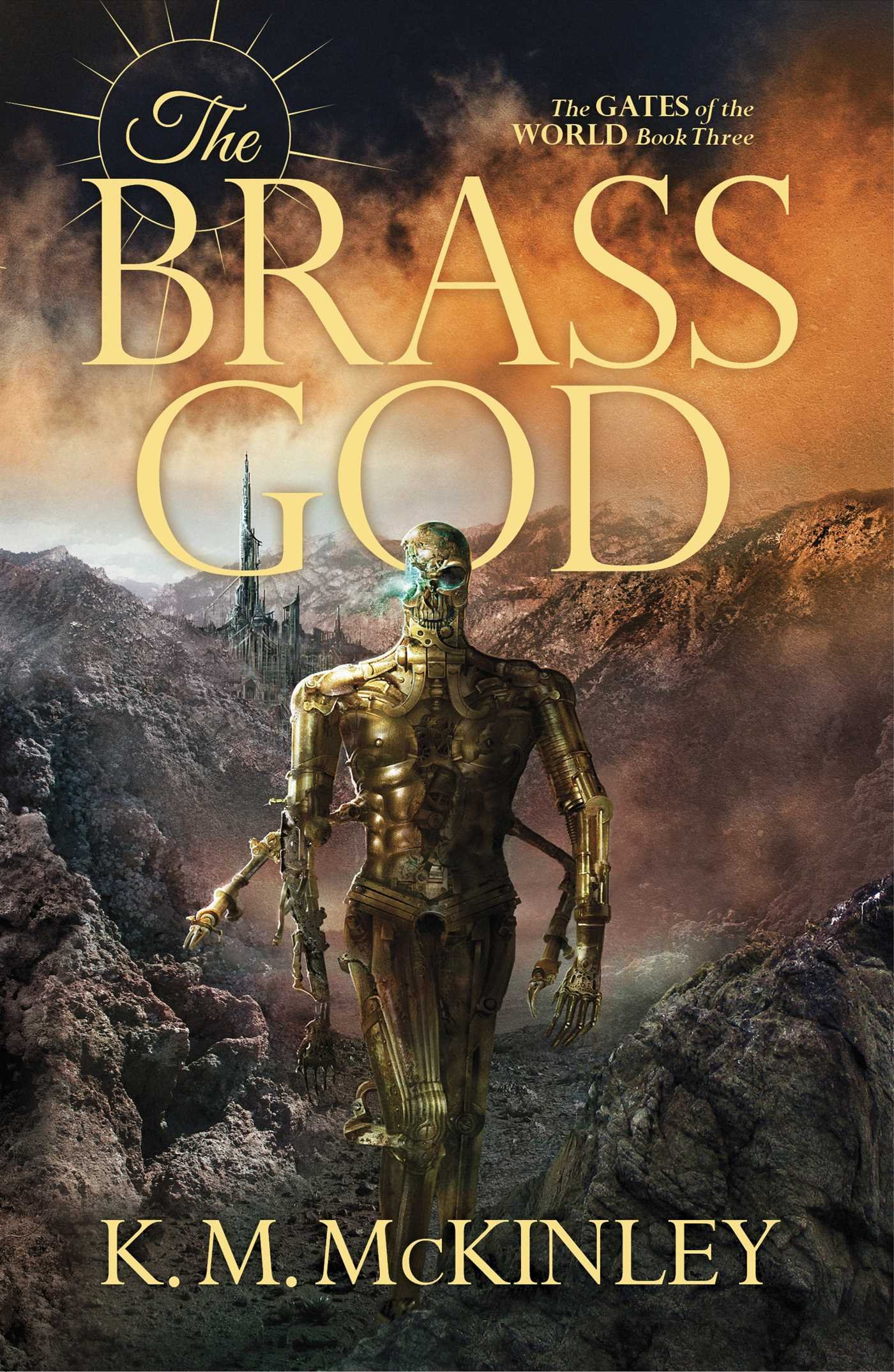 The Brass God (The Gates of the World) pdf