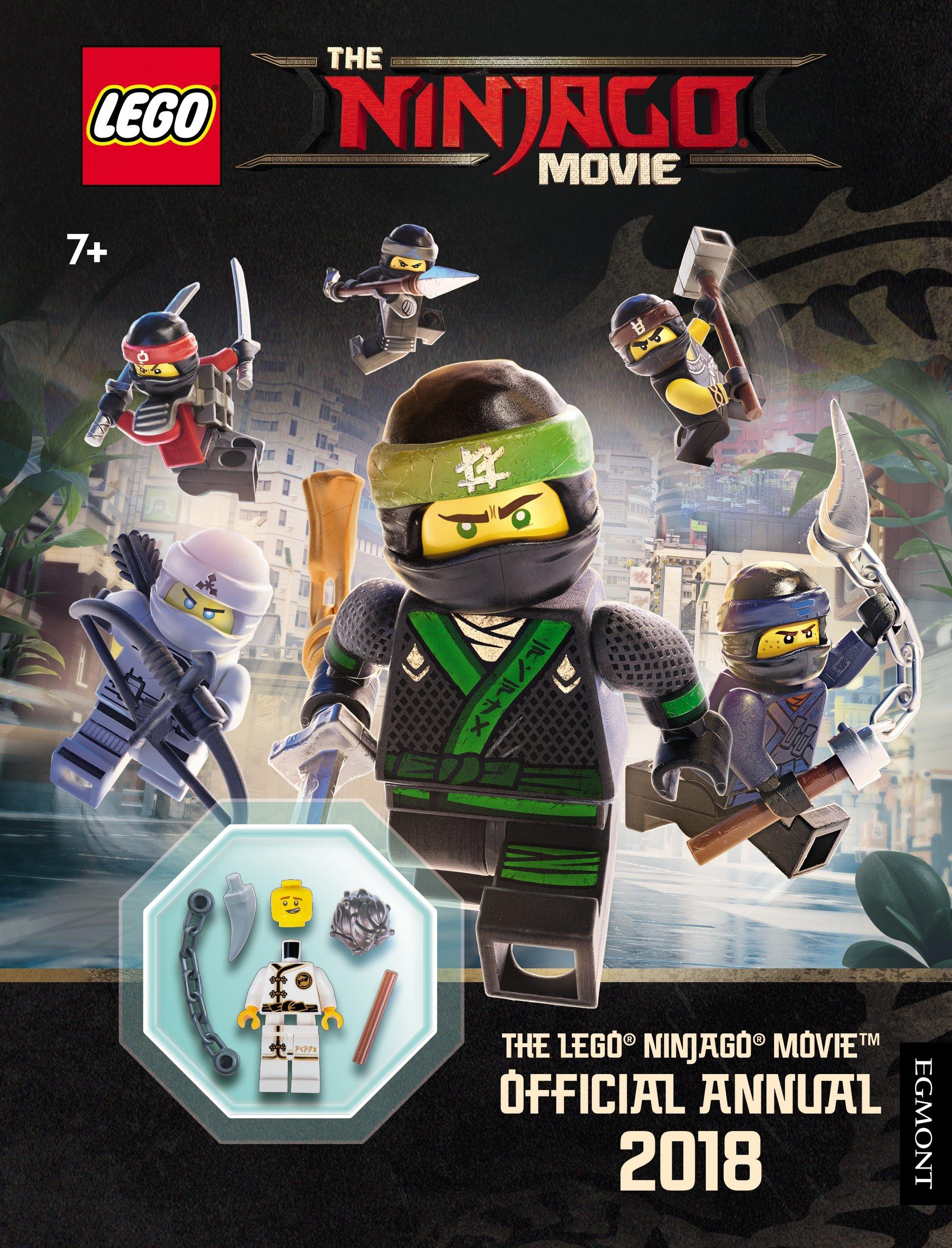 the lego ninjago movie 2018 mini poster calendar