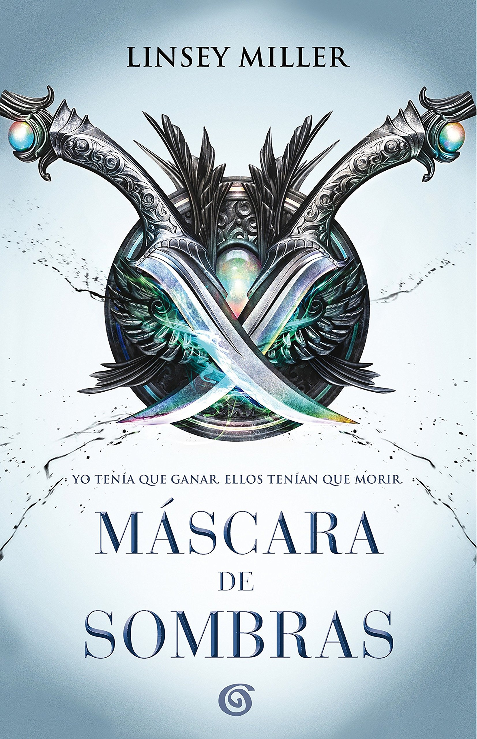 Amazon.com: Máscara de sombras / Mask of Shadows (Spanish Edition) (9788466662451): Linsey Miller: Books