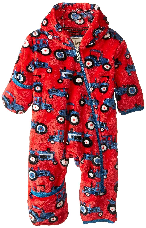 0668ccfc2448 Amazon.com  Hatley Baby Boys  Fuzzy Fleece Bundler  Clothing