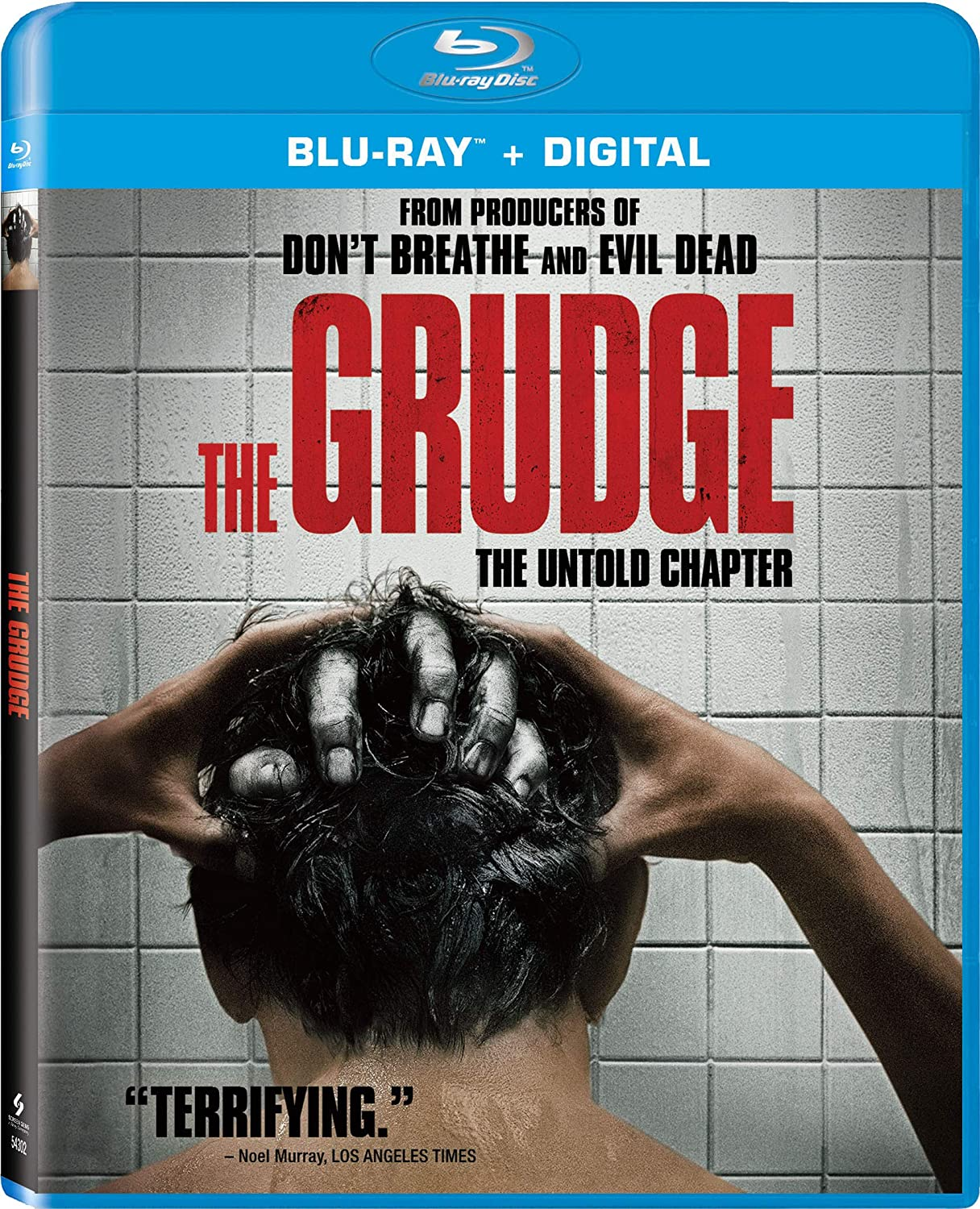 Amazon.com: The Grudge [Blu-ray]: Demian Bichir, Andrea ...