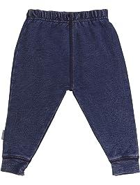 Blue Banana Baby Boys Play Pants, Denim, 3 Months