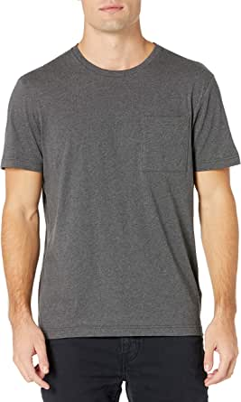 Goodthreads Amazon Brand Men's The Perfect Crewneck T-Shirt Short-Sleeve Cotton