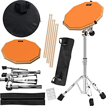 Practice Pad & Snare Stand Bundle