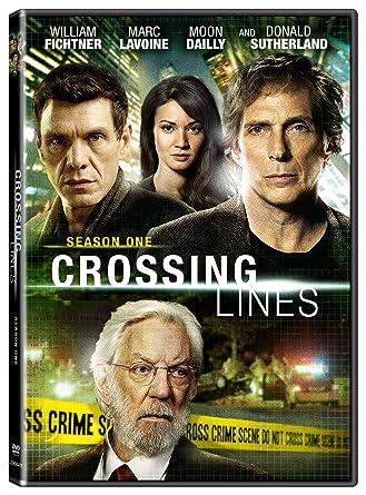 amazon com crossing lines season 1 dvd william fichtner marc