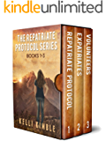Repatriate Protocol Box Set Books 1 - 3: Hillary's Story (The Repatriate Protocol)
