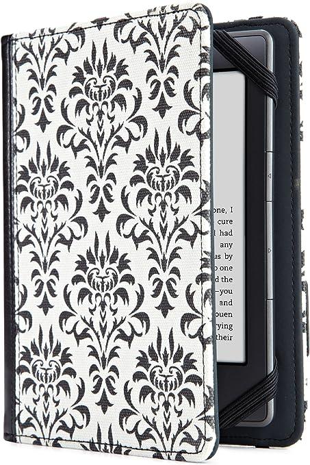 Verso - Funda para Kindle, Kindle Paperwhite y Kindle Touch, Versailles Damask: Amazon.es