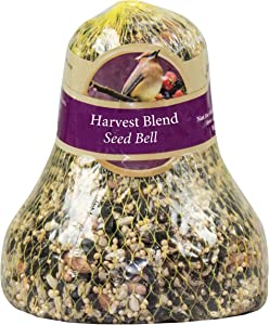 Heath Outdoor Products SC-12 14-Ounce Nut and Berry Seed Cake Bell, 6-Pack