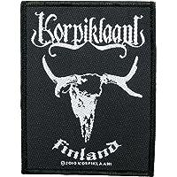 korpiklaani parche – Finland – korpiklaani Patch – tejida & licencia oficial..