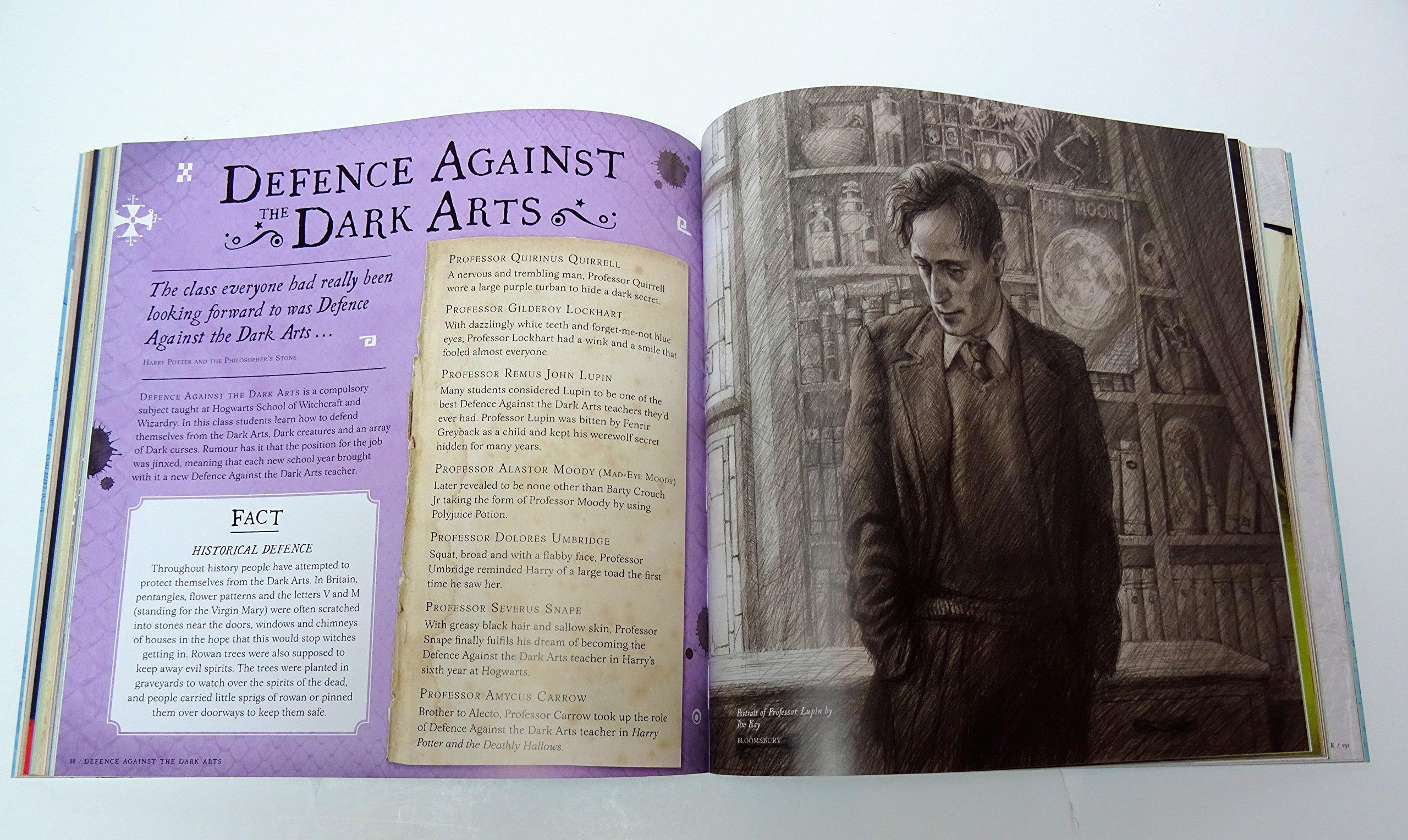 Harry Potter Journey Through Hist Magic British Library