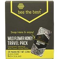 Bee The Best 佰思蜜 野花蜜便携装(盒装) 5g*24(新西兰进口)