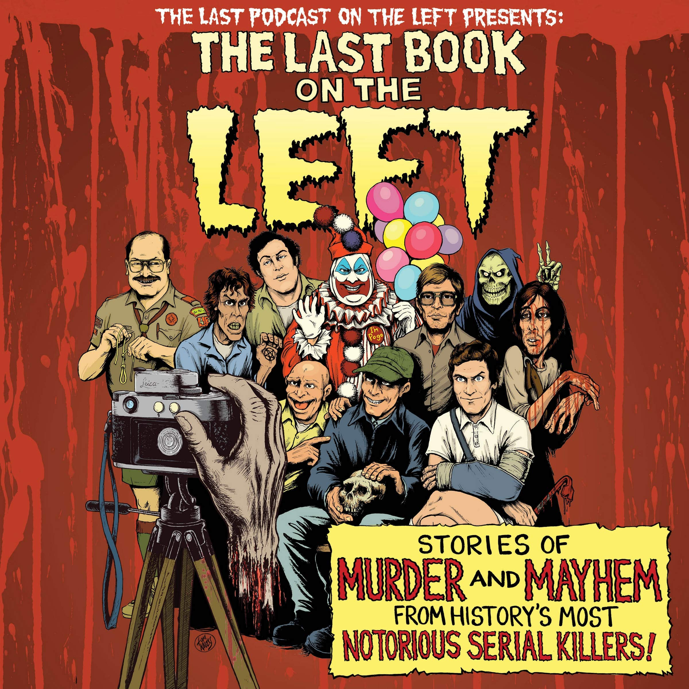 The Last Book On The Left Stories Of Murder And Mayhem From History S Most Notorious Serial Killers Ben Kissel Marcus Parks Henry Zebrowski 9781094064277 Amazon Com Books Since its first show in 2010, the last podcast on the left has barreled headlong into all things horror, as hosts henry zebrowski, ben kissel, and marcus parks cover subjects spanning jeffrey dahmer, werewolves, jonestown, and. the last book on the left stories of