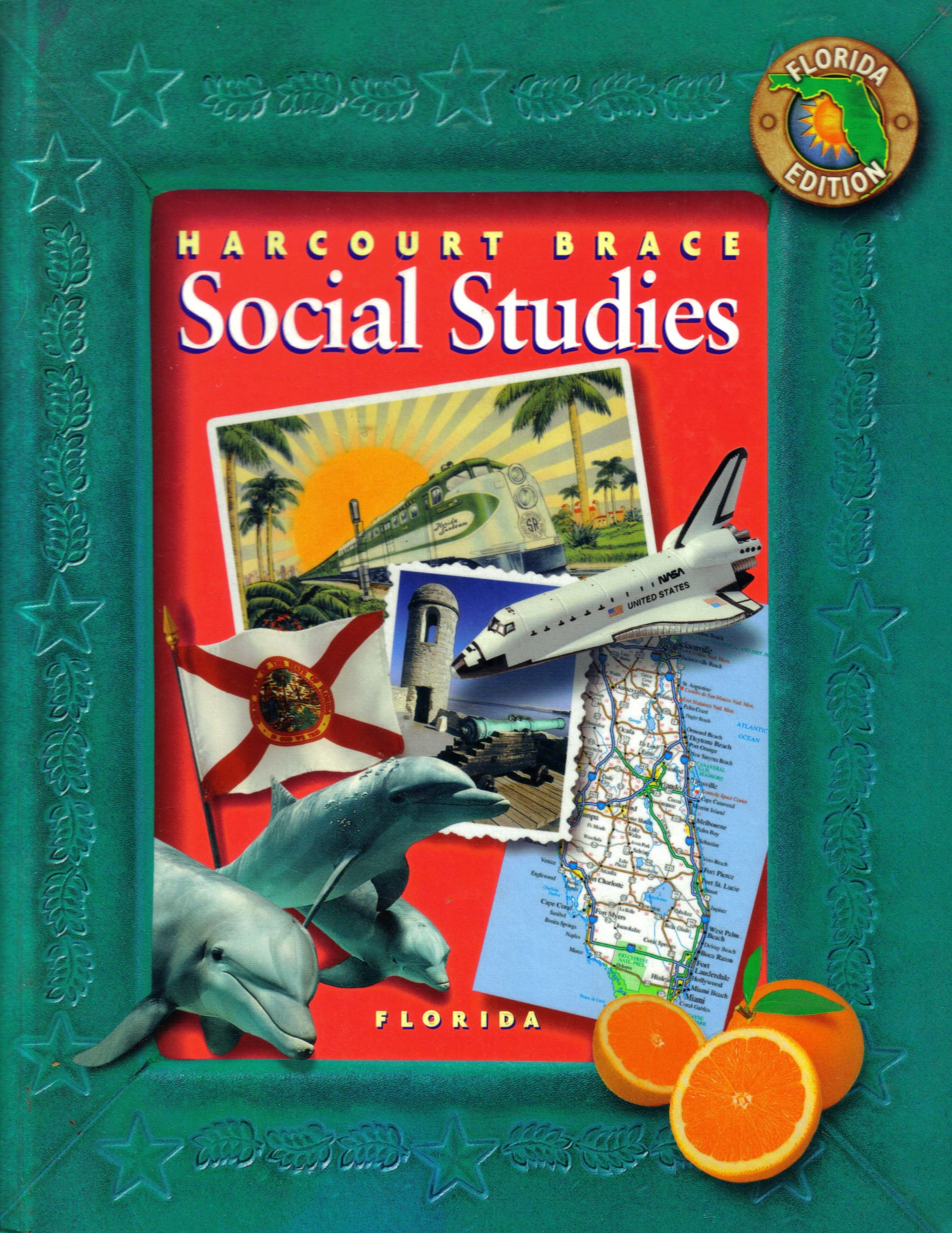 Download Harcourt School Publishers Social Studies Florida: Student Edition Grade 4 2002 ebook