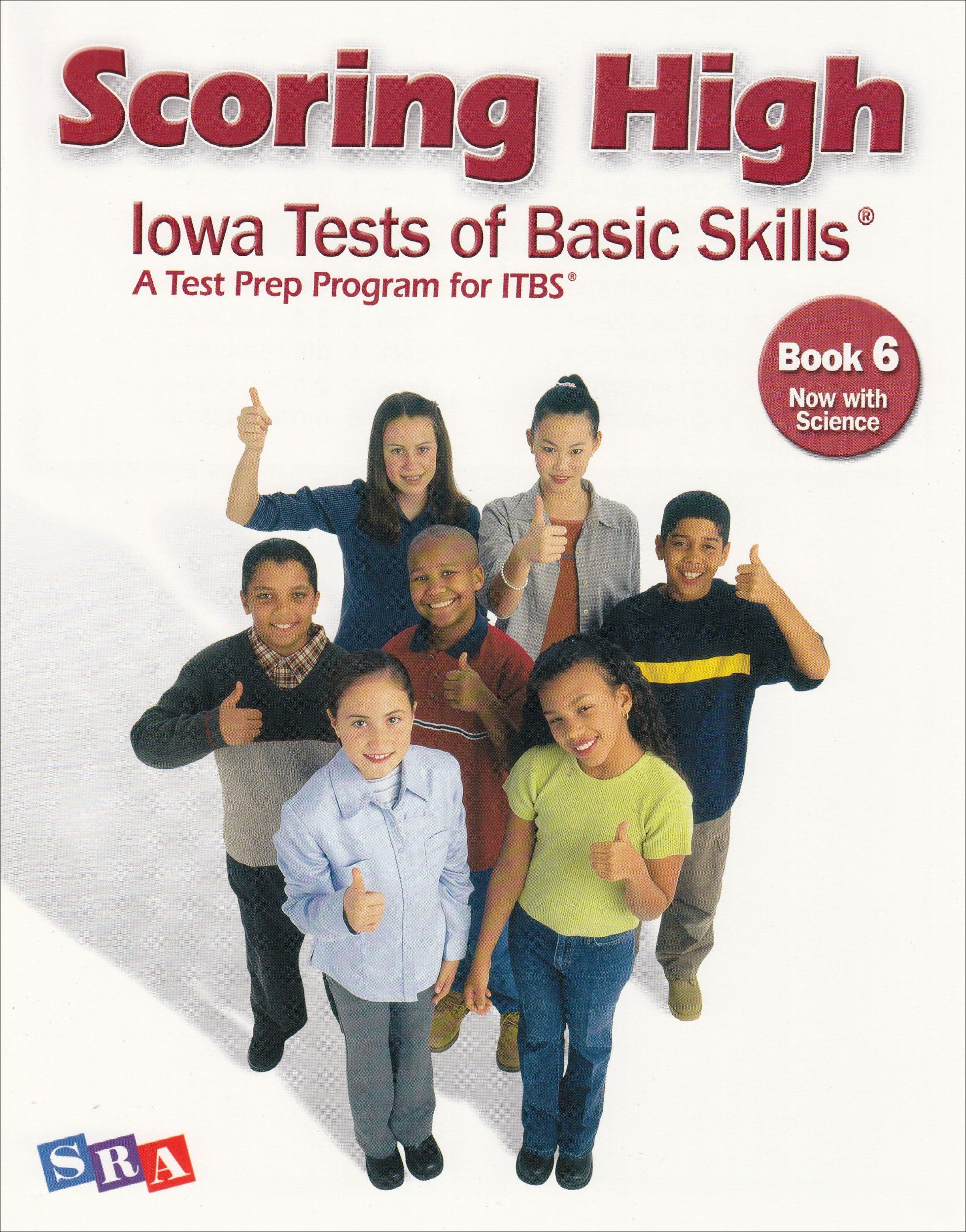 Scoring higher iowa tests of basic skills grade 6 aa scoring higher iowa tests of basic skills grade 6 aa 9780076043699 amazon books fandeluxe Image collections